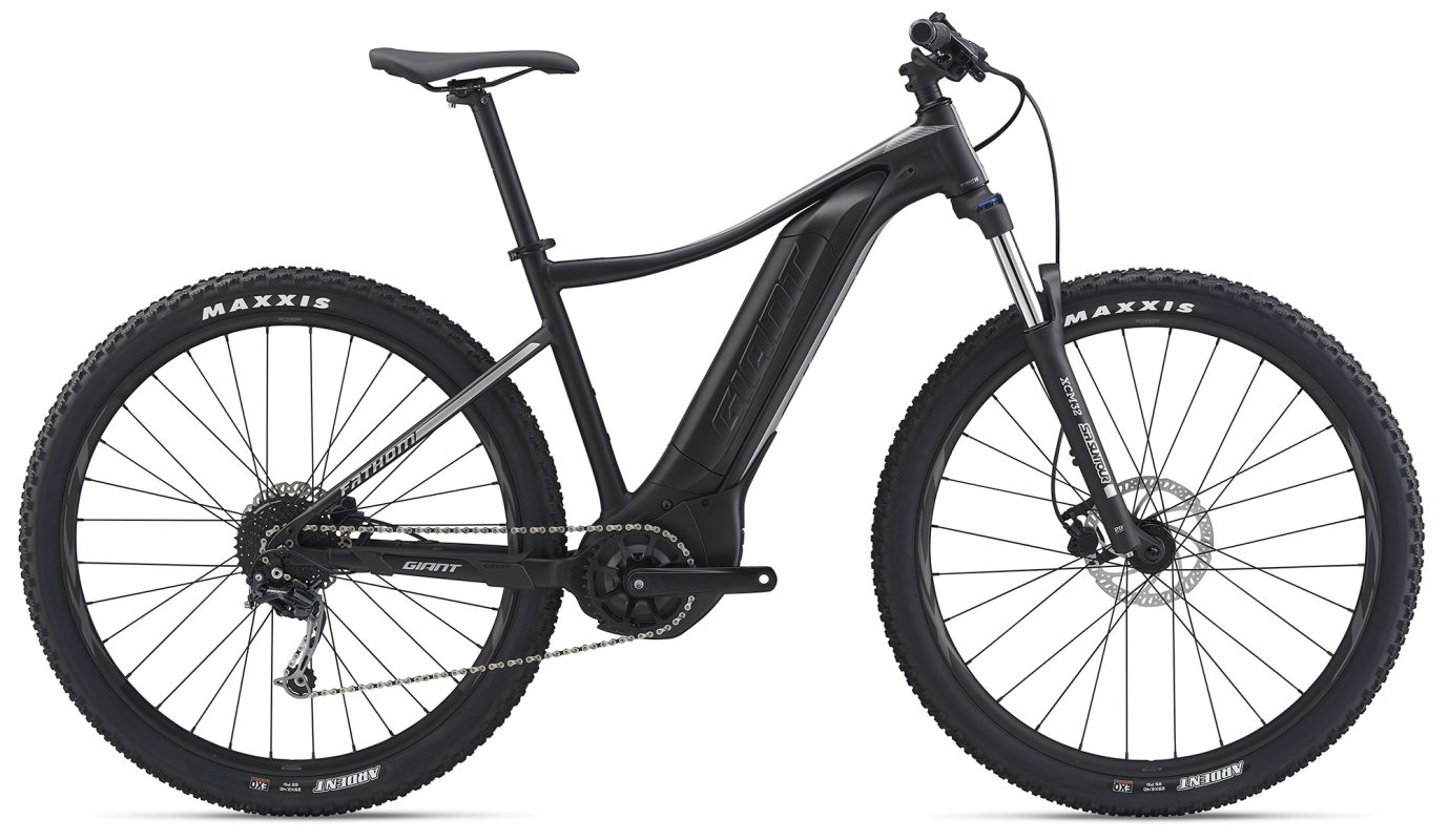 Das E-Power-Mountainbike